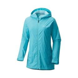 Women's Columbia Switchback Lined Long Jacket Geyser