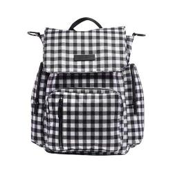 Ju-Ju-Be Be Sporty Backpack Diaper Bag Gingham Style