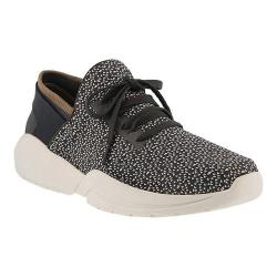 Women's Spring Step Spawnie Sneaker Grey Textile
