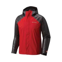 Men's Columbia OutDry Hybrid Jacket Red Spark/Black