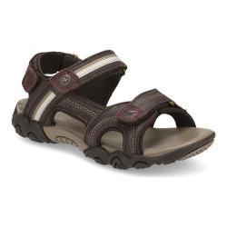 Boys' Stride Rite SRT Garth Active Sandal - Preschool Brown Leather