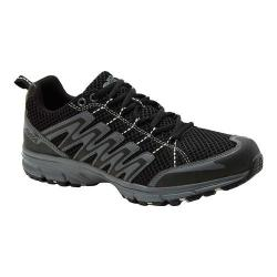 Men's Avia AVI-Terrain Sneaker Black/Iron Grey/Chrome Silver