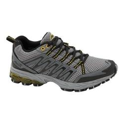 Men's Avia AVI-Terrain Sneaker Frost Grey/Iron Grey/Yellow Pepper