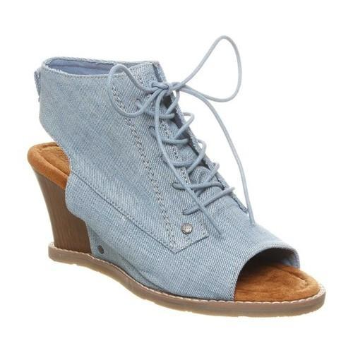 Bearpaw Aracelli Wedge Shootie(Women's) -Hickory Suede Cheap Pick A Best Low Cost Cheap Online Manchester Cheap Price 2UpBk1k