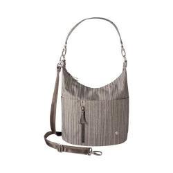 Women's Haiku Bags Ascend Hobo Bag Gray Poplar
