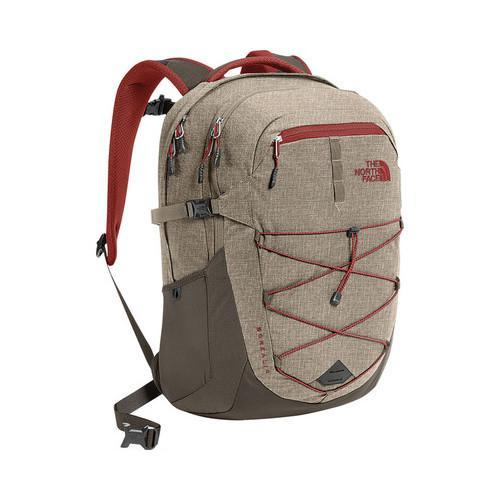 5dc0d4783 The North Face Borealis Backpack Crockery Beige Heather/Weimaraner Brown