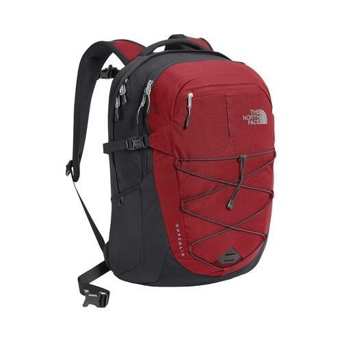 ca7d0f6aa The North Face Borealis Backpack Rage Red/Asphalt Grey
