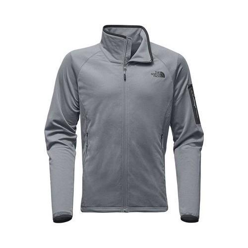 Men's The North Face Borod Full Zip Mid Grey/Asphalt Grey