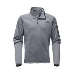 Men's The North Face Borod Full Zip Mid Grey/Asphalt Grey - Thumbnail 0