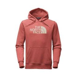 Men's The North Face Half Dome Pullover Hoodie Bossa Nova Red Heather/Vintage White