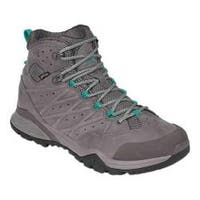 Women's The North Face Hedgehog Hike II Mid GTX Q-Silver Grey/Porcelain Green