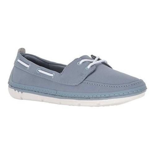 Clarks Step Maro Sand Boat Shoe (Women's) kSPj7RiC