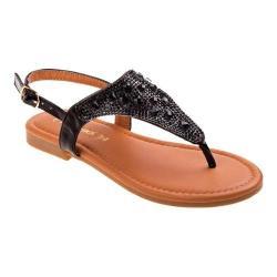 Girls' Kensie Girl KG79237M Thong Sandal Black
