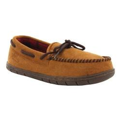 Men's Staheekum Sierra Flannel Moc Slipper Wheat (5 options available)