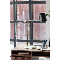 Aurelle Home Metal Contemporary Task Table Lamp