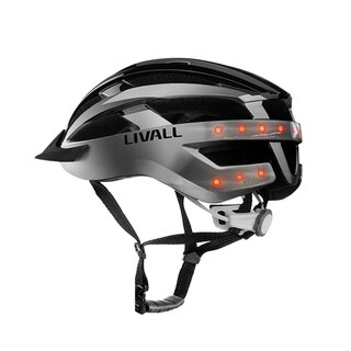 LIVALL Bling Smart Cycling Helmet MT1 - Black/Grey
