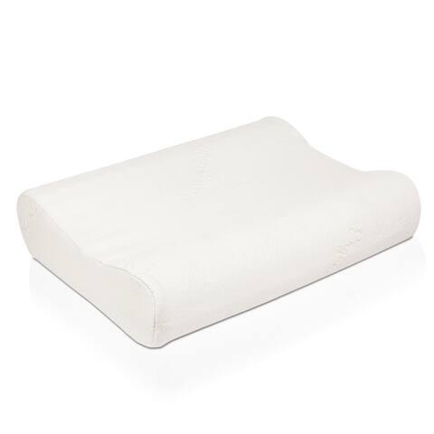 Furinno Memory Foam Contour Pillow / Massage Pillow / Standard