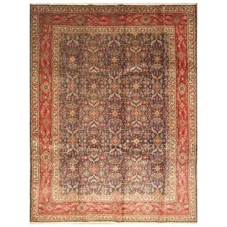 Handmade Tabriz Wool Rug (Iran) - 9'4 x 12'9