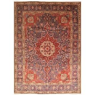 Handmade Tabriz Wool Rug (Iran) - 8'5 x 11'9