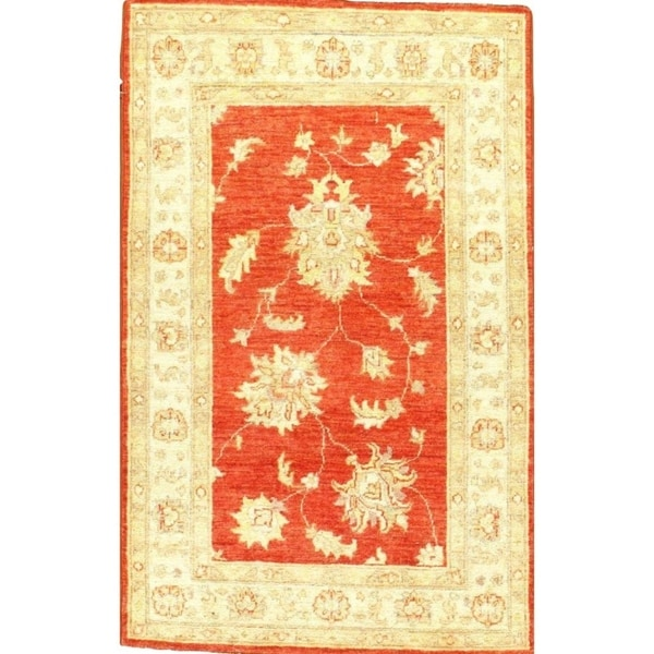 """Pasargad DC Hand-Knotted Farahan Area Rug - 2'8"""" x 4'4"""""""