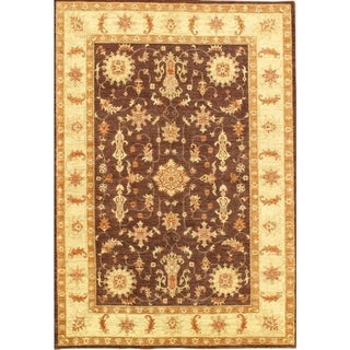 "Pasargad DC Hand-Knotted Farahan Area Rug - 5'6"" X 7'11"" - 5'6"" x 7'11"""
