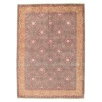 """Pasargad Hand-Knotted Tabriz Rug - 5'8"""" X 8' - 5'8"""" x 8'"""
