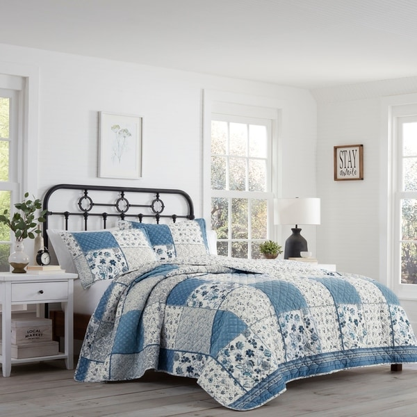 Stone Cottage Ludlow Quilt Set