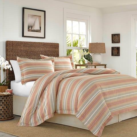 Tommy Bahama Sunrise Stripe Comforter Set