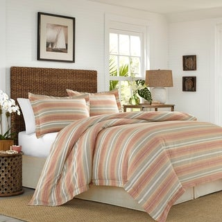 Tommy Bahama Sunrise Stripe Duvet Cover