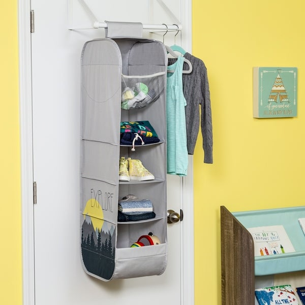 Honey-Can-Do Hanging Toy Organizer