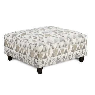 Link to 109 Mountain View Cement Cocktail Ottoman Similar Items in Ottomans & Storage Ottomans