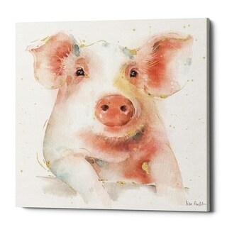 "Epic Graffiti ""Farm Friends XV Barn"" by , Canvas Wall Art, 26""x34"""