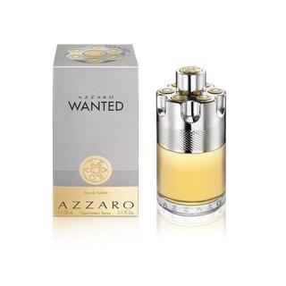 Azzaro Wanted Men's 5.1-ounce Eau de Toilette Spray