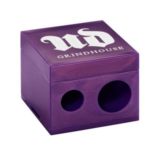 Urban Decay Grin House Double Barrel Sharpener with Cleaning Stick