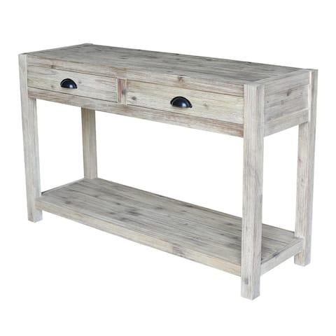 Modern Rustic Console/Sofa Table