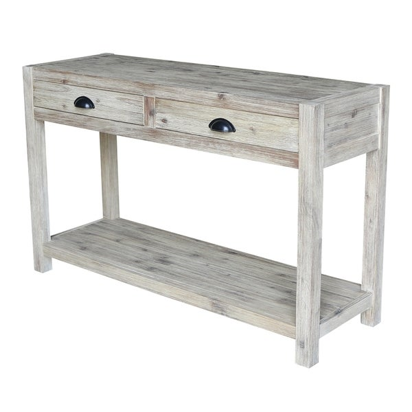 Rustic Sofa Tables For Sale: Shop Modern Rustic Console/Sofa Table