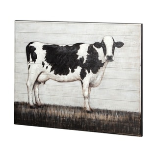 Mercana Holstein Hand-painted Oil Painting