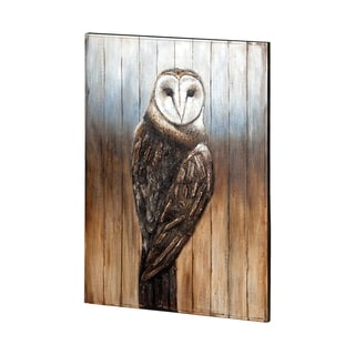 'Nocturnal Silence' Oil Painting Wall Art