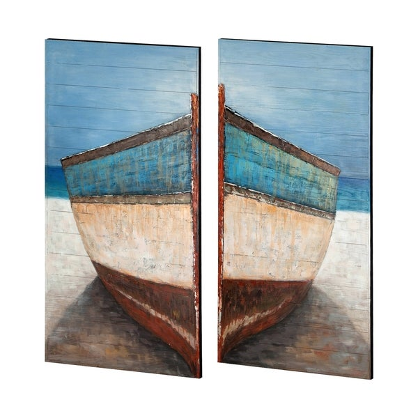Mercana Dory 2-piece Oil Painting