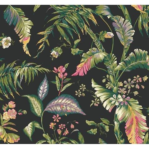 Fiji Garden Wallpaper 27 in x 27 ft