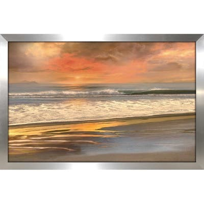 """""""Day's End"""" by Mike Calascibetta Print on Acrylic"""