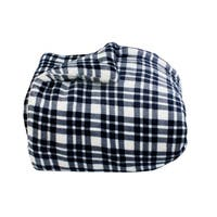 Thro Cassidy Classic Plaid Flannel Fleece Comforter Set