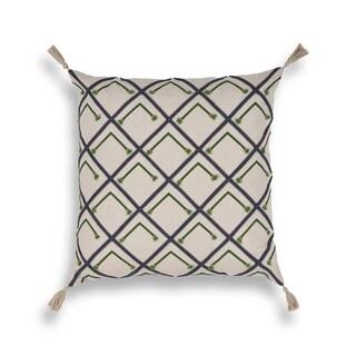 Seaglass Cooper Square 20 x 20 Pillow