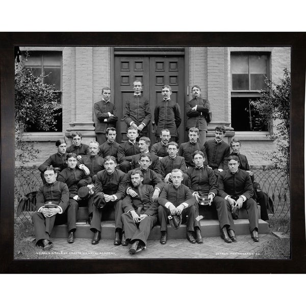"""Group of Cadets, U.S. Naval Academy-PRIPUB129078 Print 25""""x32.5"""" by Print Collection"""