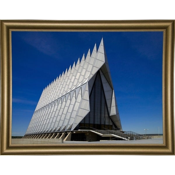 "Air Force Academy Chapel Coloradon Springs-PRIPUB131092 Print 20""x27"" by Print Collection"