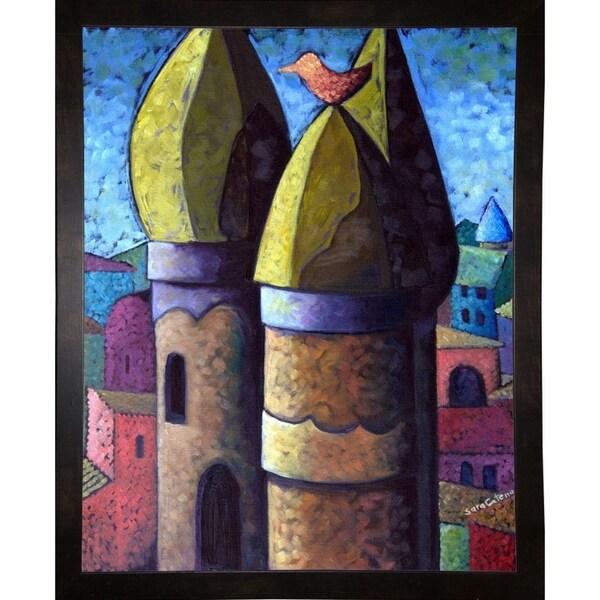 "Tangier, Morocco-SARCAT108165 Print 28""x22.25"" by Sara Catena"