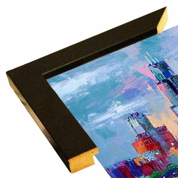 "Chicago 5-RICWAL72738 Print 6.25""x8.5"" by Richard Wallich"