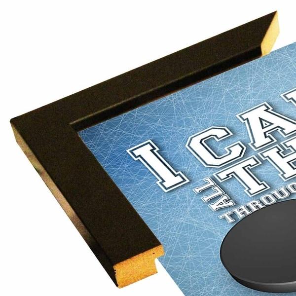 "I CAN DO ALL SPORTS Hockey-SCOORR119223 Print 10""x10"" by Scott Orr"