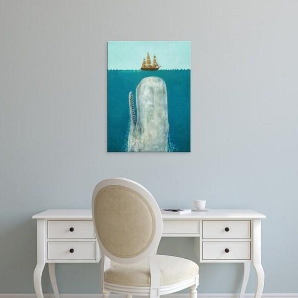 Easy Art Prints Terry Fan's 'The Whale' Premium Canvas Art