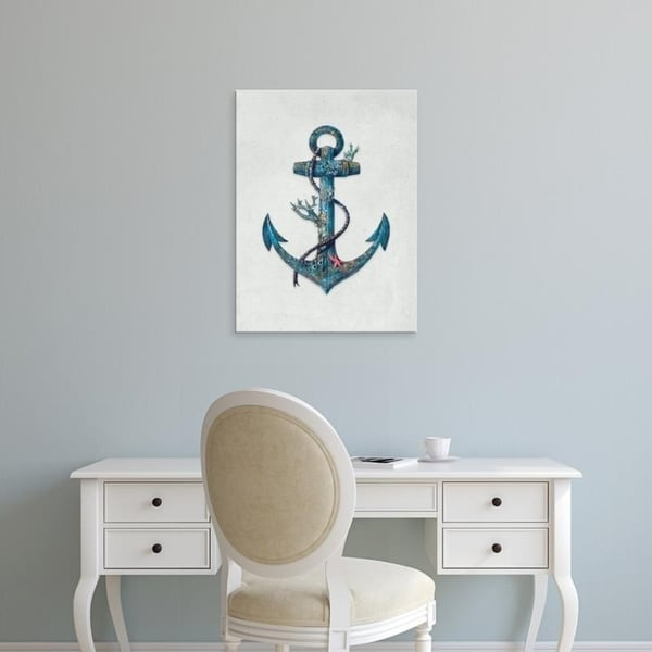 Easy Art Prints Terry Fan's 'Lost At Sea' Premium Canvas Art